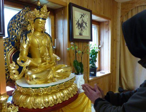 Buddhismusausfahrt