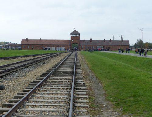 09.10. – 13.10. Gedenkstättenfahrt nach Auschwitz