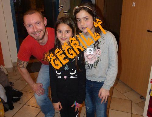 23.11.2017 Grill den Kämpf mit Lajal und Ronaz