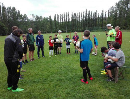 25. – 27.07. Sommerfußballcamp