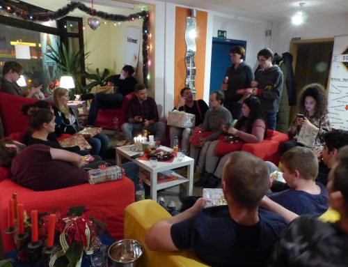 21.12. Weihnachtsfeier