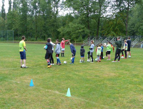 10.07. – 12.07. Sommerfußballcamp