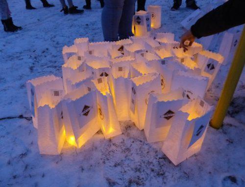 24.01. Lichterfest auf dem Luisenplatz